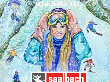 Mandulis Art Produkt-Beispiele one day in Saalbach