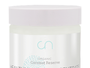 cn innovations e.U. Produkt-Beispiele Organic Coconut Reserve Healthy Skin Concentrate