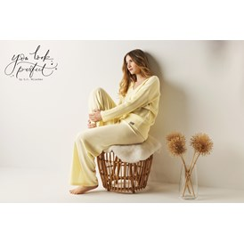 Unternehmen: Edle Homewear von YOU LOOK PERFECT - YOU LOOK PERFECT