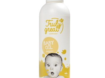 Truly Great Company Produkt-Beispiele Truly Great BabyOil