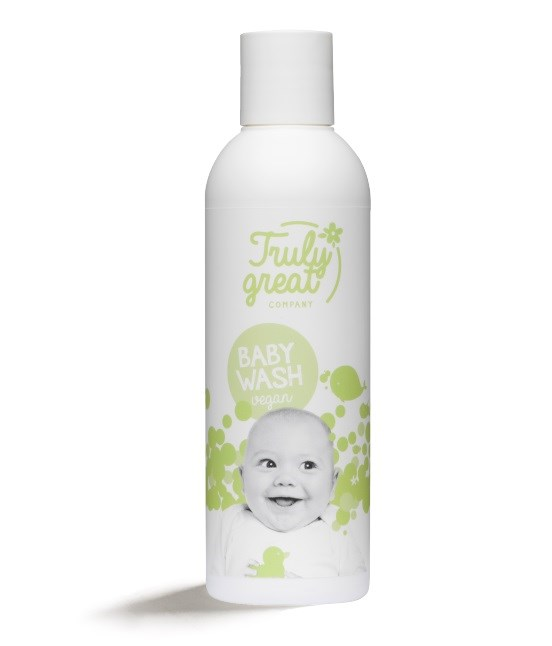 Truly Great Company Produkt-Beispiele Truly Great BabyWash