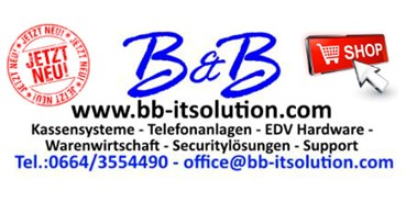 Lieferservice - Selbstabholung - Hallein - B&B IT-Solutions