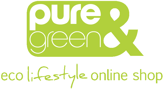 Unternehmen: Logo pure and green - pure and green GmbH