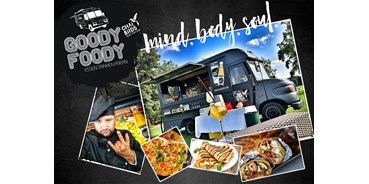 Lieferservice - Selbstabholung - LINZ Linz - GOODY FOODY CATERING & CHAi BiRDS - ORGANIC POWER DRINK |