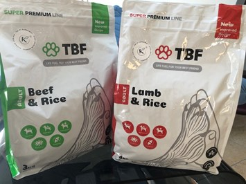 Hanfpoint UWD Leitner verfügbare Produkte TBF (for) the best friend - Premium Tiernahrung